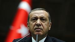 Brutális bejelentést tett Erdogan