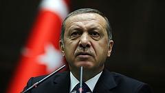 Erdogan megkapta a rég érő pofonját