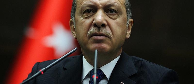 Összekapott Erdogan és Netanjahu