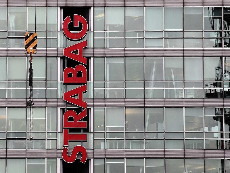 Csökkent a Strabag vesztesége az első negyedévben