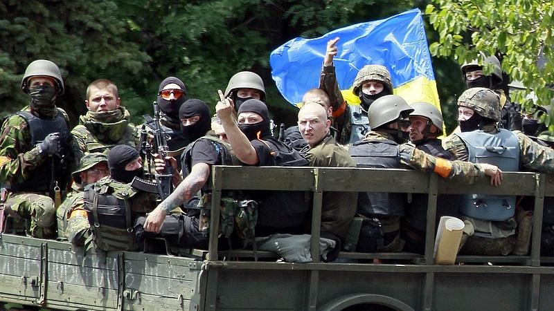 Meglépték az ukránok - most az oroszokon a sor