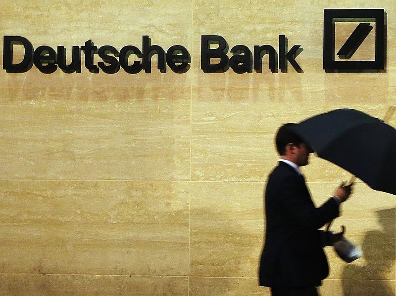Miért került bajba a legnagyobb német bank?