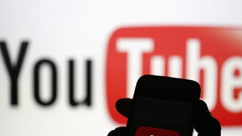 Odacsapott a Youtube