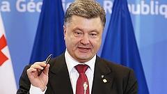 Már az egyháztól kér segítséget az ukrán elnök