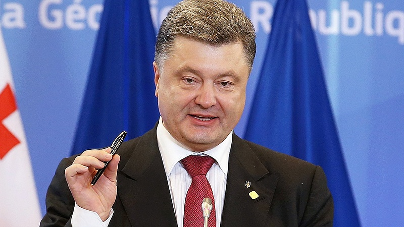 Hadiállapot bevezetését javasolja Porosenko - összeül az ENSZ BT