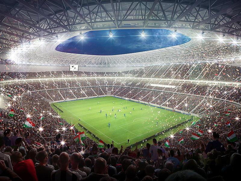 Puskás stadion: 2,65 milliárdért készülnek a tervek