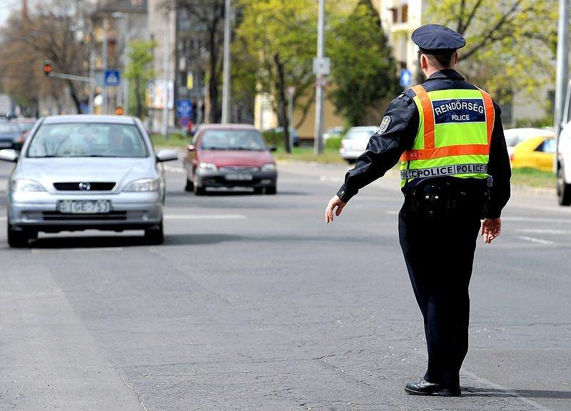 Megszállja az utakat a rendőrség jövő héten