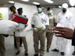 Az Ebolát okozóhoz hasonló vírus fertőz Ugandában