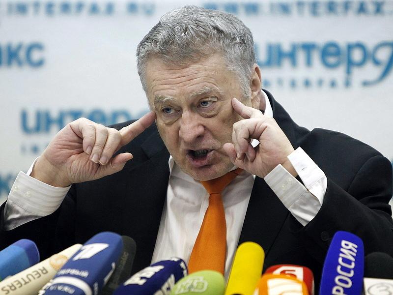 Zsirinovszkij: Tönkretesszük Európát!