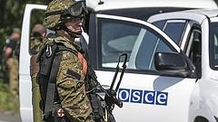 Újra lőnek Ukrajnában