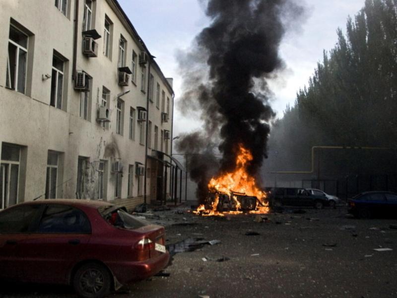 Kijev szerint támadásba lendültek Donyecknél a szakadárok