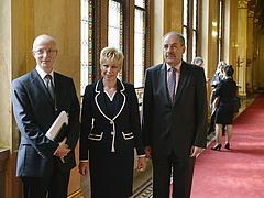 Áder kijelölte a Kúria új elnökét