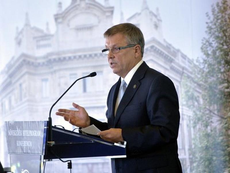 Erős kijelentést tett Matolcsy György