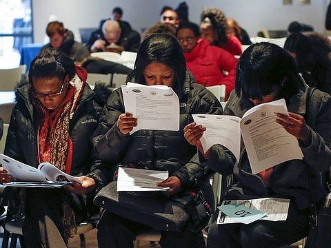 15 éves mélyponton az új munkanélküliek száma az USA-ban