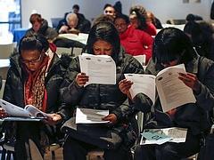 Amerikai munkanélküliség: nem várt adat érkezett