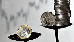 Gyengült a forint