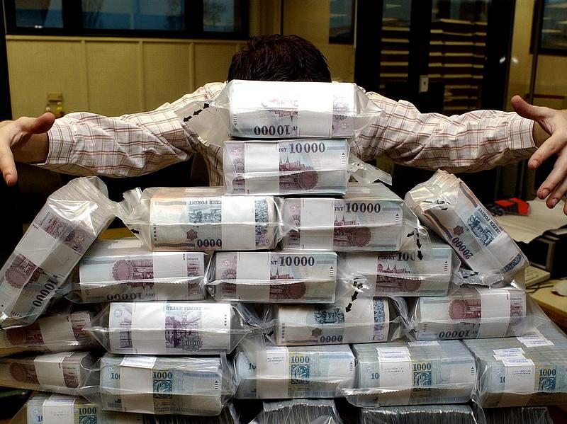 Nem fogja kitalálni, most mit vett az MNB milliárdokért