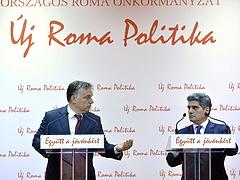Újabb százmilliókkal támogatják a roma önkormányzatot