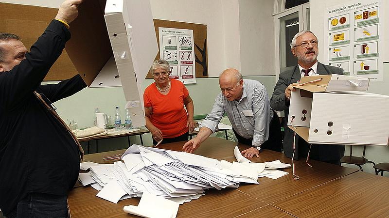 Önkormányzati választások: így állnak most a pártok