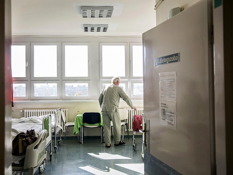 Ez is baj a magyar egészségüggyel