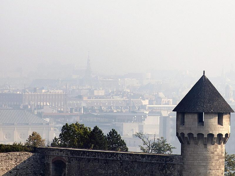 Országos légszennyezettség: jó hír érkezett