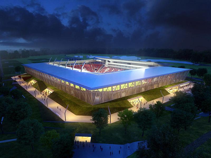 Magyar foci - tovább drágult a Videoton stadionja