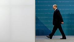 Putyin bunkerbe vonult?