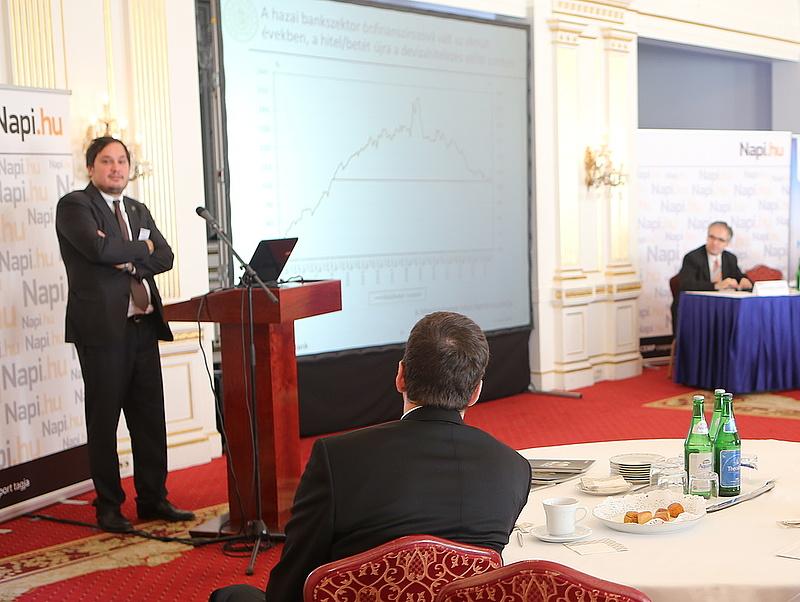 Nagy Márton: nem konvencionális eszközökkel hajtja végre a monetáris enyhítést a jegybank