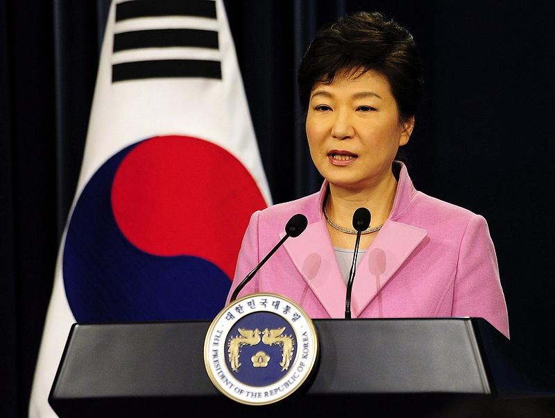 Titkos tanácsadója miatt mondhat le a koreai elnök