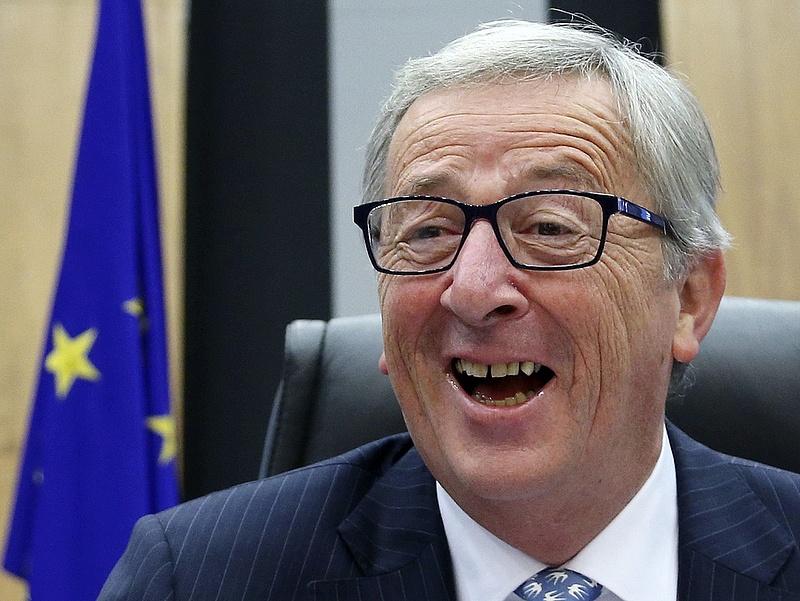 Ilyen kemény beszólást sem  hallottunk mostanában Junckertől