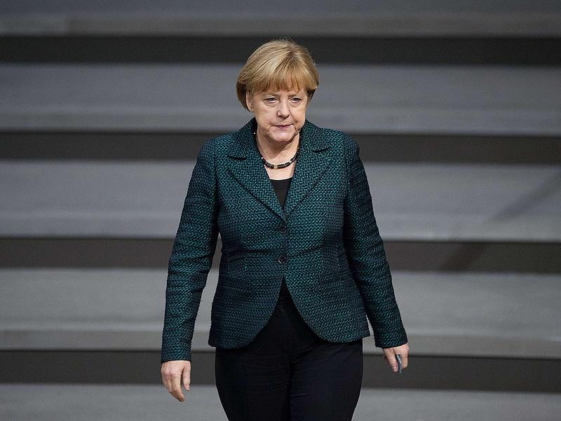 Merkel újabb tiltakozó levelet kapott