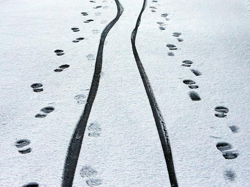 Berontott a tél Erdélybe