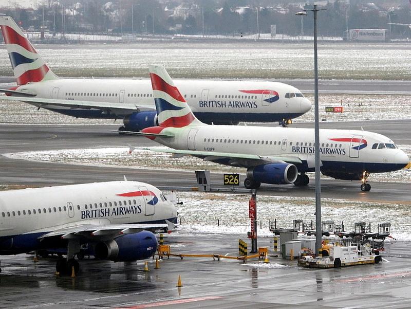 Minden szombati járatát törölte a British Airways