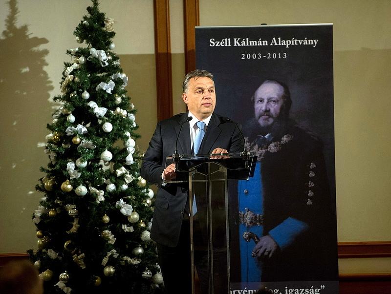 Orbán: ez hidegháború