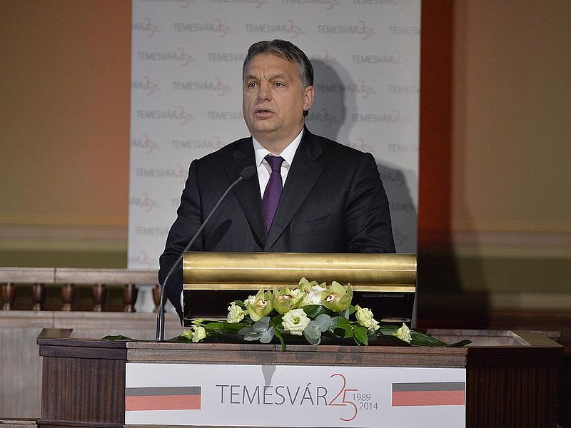 Orbán visszaszólt McCainnek