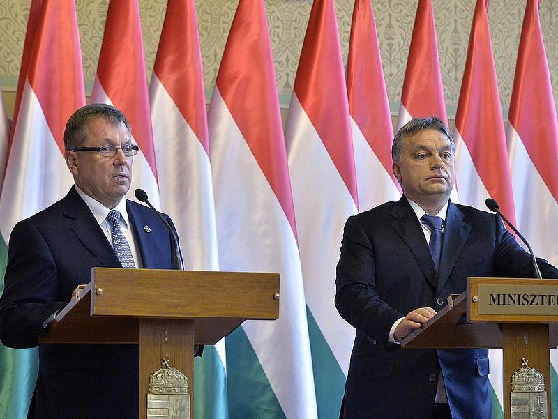 Itt van Matolcsy és Orbán bejelentése - öntik a közpénzt az MKB-ba
