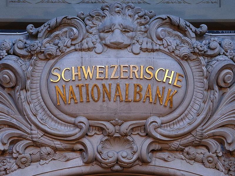 Új rekordon a svájci jegybank devizatartaléka