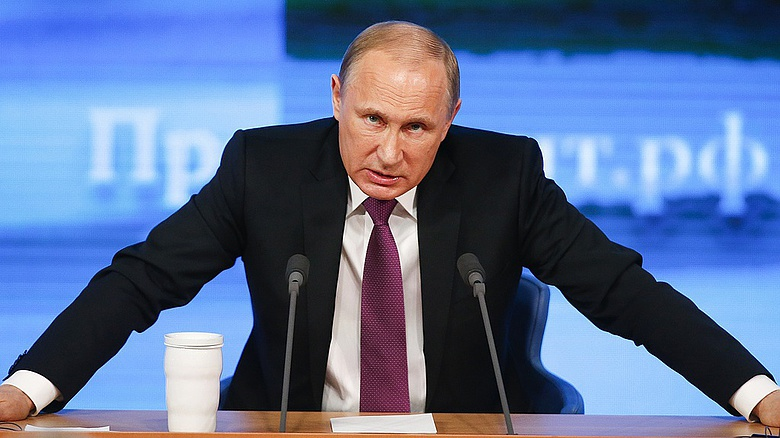 Putyin figyelmeztette a világot