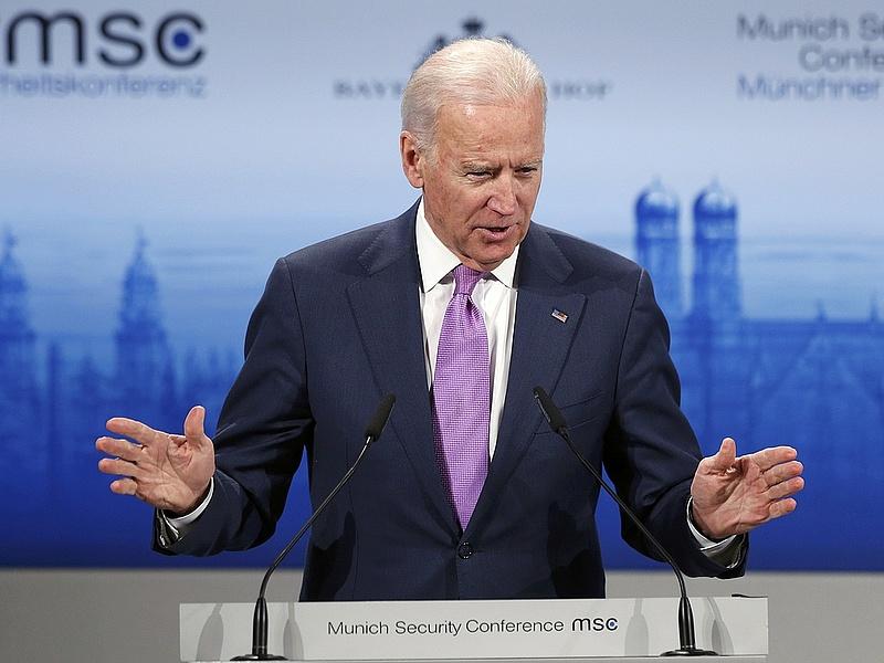 Biden szerint ezért bukott Clinton