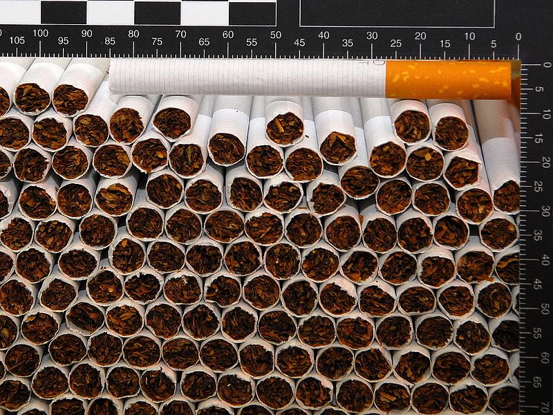 A cigaretta rossz felállítása, Itt az ideje, hogy letegye
