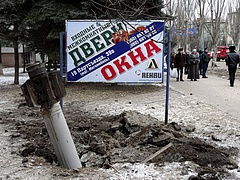 Itt a háború újra - mindenki lő mindenkire Ukrajnában
