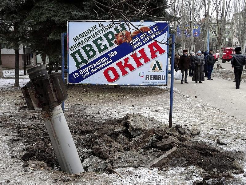 Folytatódik az öldöklés Ukrajnában
