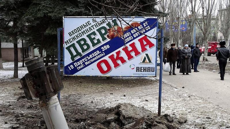 """Szakadárok létrehozták """"Ukrajna jogutódját"""""""