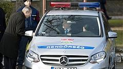 Luxusautókat vesz a Készenléti Rendőrség