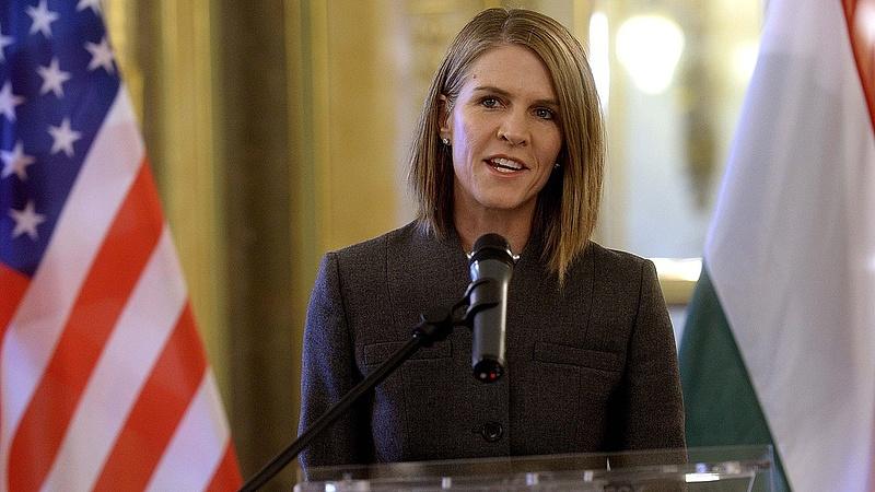 Amerikai nagykövet: folyamatos a kapcsolattartás a magyar kormánnyal