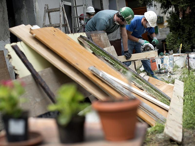 Építőipari drágulás: a versenyhivatal is beavatkozott