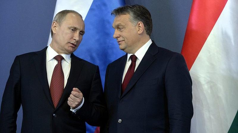 Putyin levelet írt Orbánnak