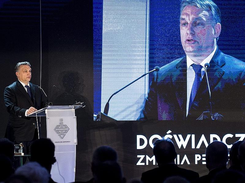 Orbán kottájából játszik az EU?