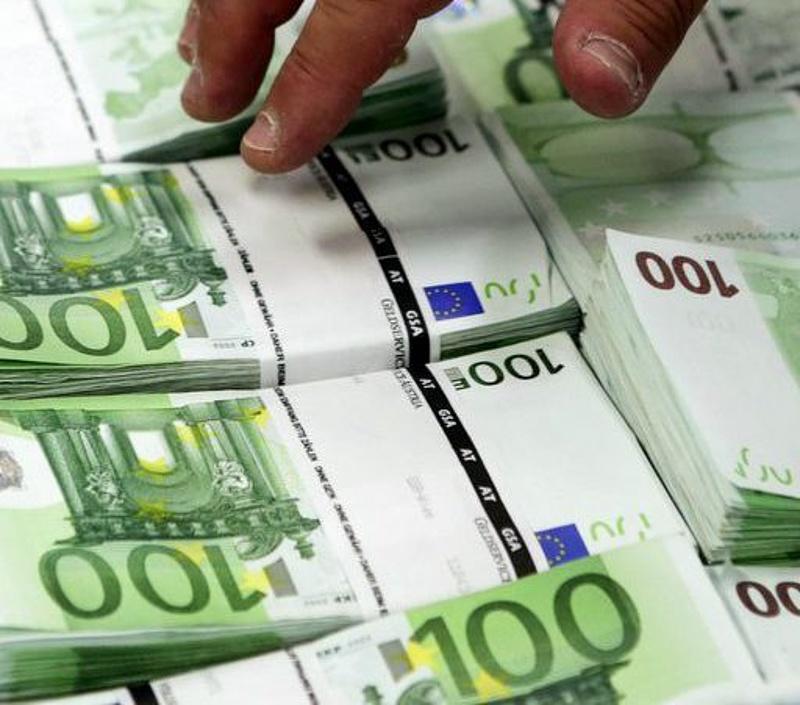 Sok hamis euróbankjegy került forgalomba