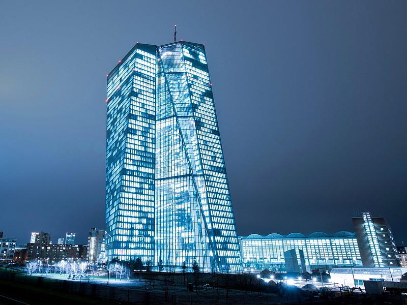 ECB-igazgató: a mostani politika csak tüneti kezelés